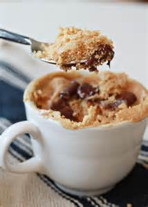 easy vegan peanut butter mug cake kitchen treaty