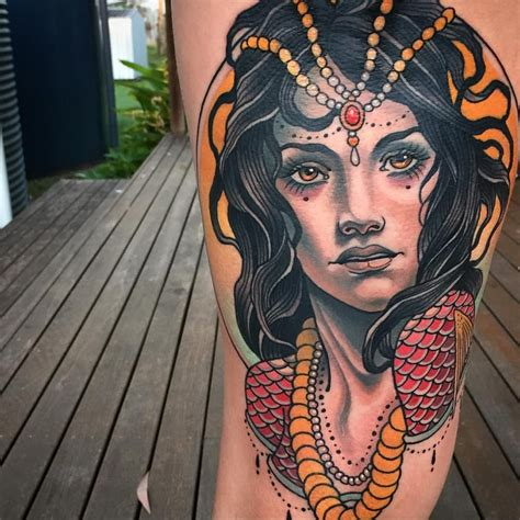 traditional woman tattoo samclarktattoos on from germany fkirons
