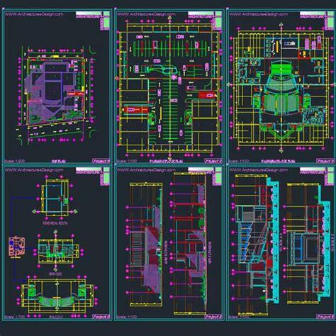 autocad 2015 full version price in india auditorum architecture design sles autocad drawings