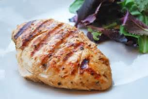 jenny s grilled chicken breasts recipe dishmaps