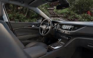 Buick Regal Gs Interior 2018 Buick Regal Wagon Tourx Pictures Gm Authority