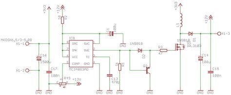 inductor voltage boost circuit need help to diagnose boost converter avr freaks