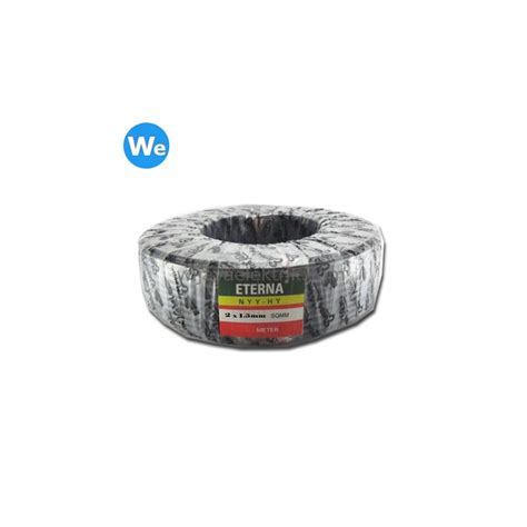 Kabel Eterna 2x1 5 Per Roll kabel eterna nyyhy 2 x 1 5mm