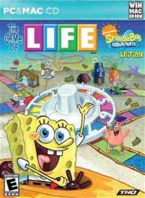 download free full version hog games hog games the game of life spongebob squarepants edition