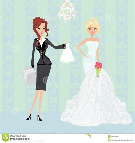 Brides Wedding Planner by Wedding Planner And Stock Vector Image 54726068
