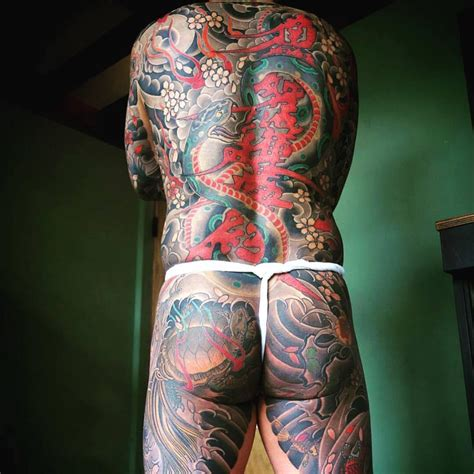 35 delightful yakuza tattoo ideas traditional totems
