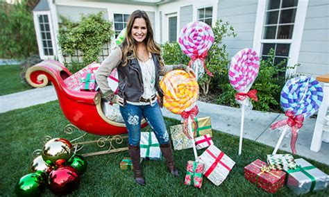 christmas yard lollipops pool noodle yard lollipops with memme hallmark channel