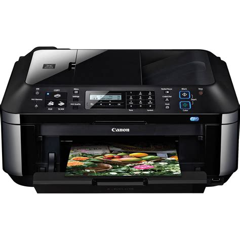Printer Inkjet All In One canon pixma mx410 all in one color inkjet office printer
