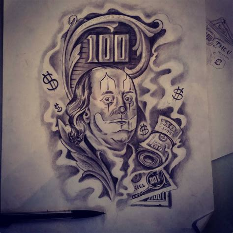 tattoo money designs awesome top 100 money tattoos http 4develop ua top
