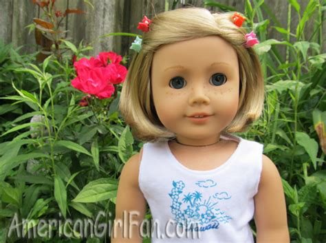 cute hairstyles for kit the american girl doll summer american girl doll hairstyles americangirlfan