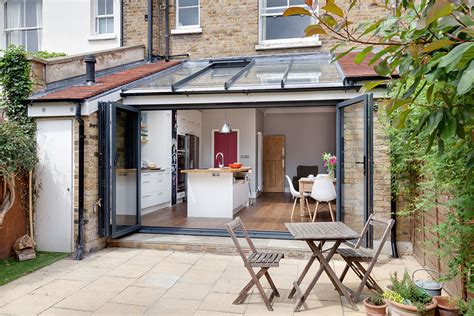 Kitchen Ideas Ealing by Family Kitchen Extension Updated Real Homes