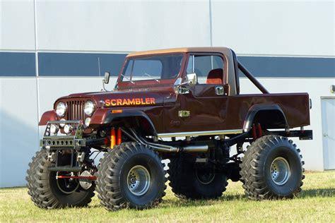 jeep scrambler custom 1982 jeep scrambler custom suv210415