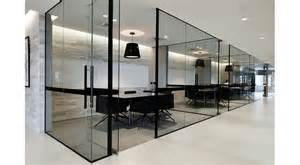 office indoor design europe suspended windproof glass wall prance