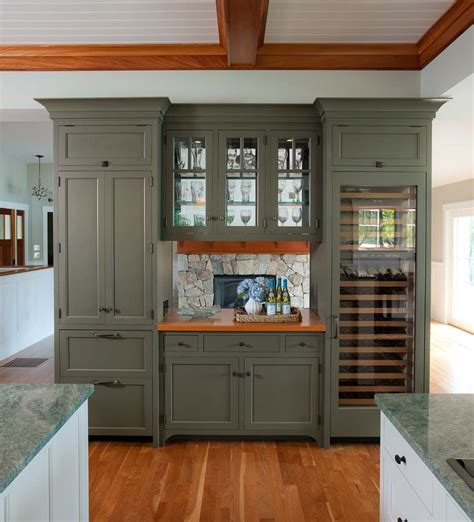 awesome kitchen stand  pantry cabinets  oil