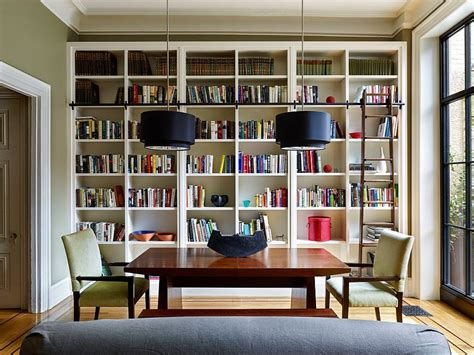 bookshelves in dining room 25 dining rooms and library combinations ideas