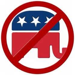 what color is the republican no republicans t shirt