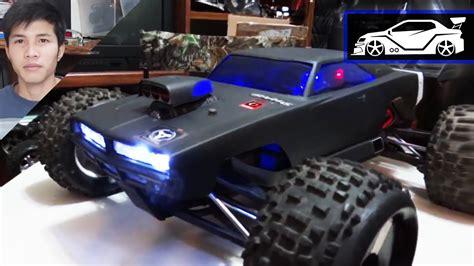 Pit Box Tamiya Custom 5 Tingkat rc modify 2 hpi dodge charger on traxxas e revo