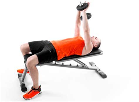 exercice sur banc de musculation muscler ses pectoraux en 4 exercices domyos by decathlon