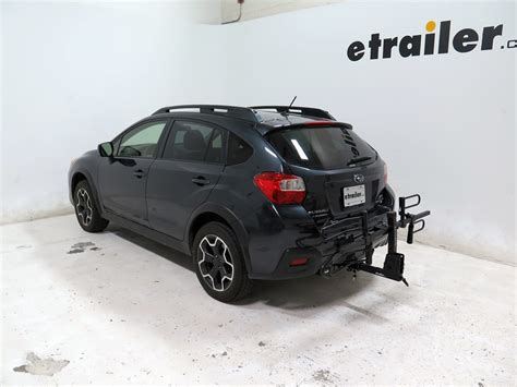 Subaru Hitch Bike Rack by Subaru Xv Crosstrek Racks Sport Rider Se2 2 Bike