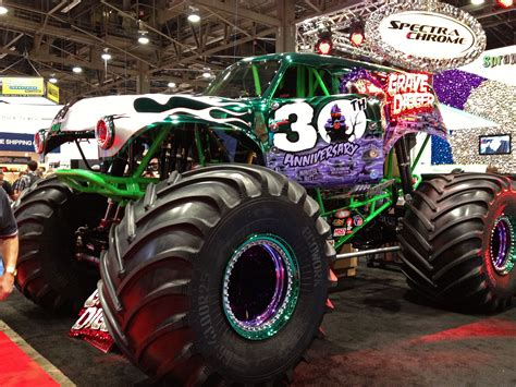 Grave Digger 2 Global High Performance