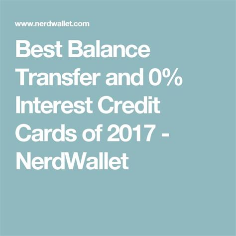 0 Balance Transfer Business Credit Cards