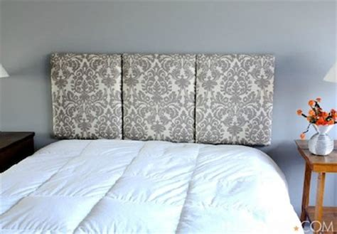 making a headboard for a bed 20 ideas for making your own headboard