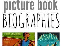 picture book biographies biography on biography picture books and