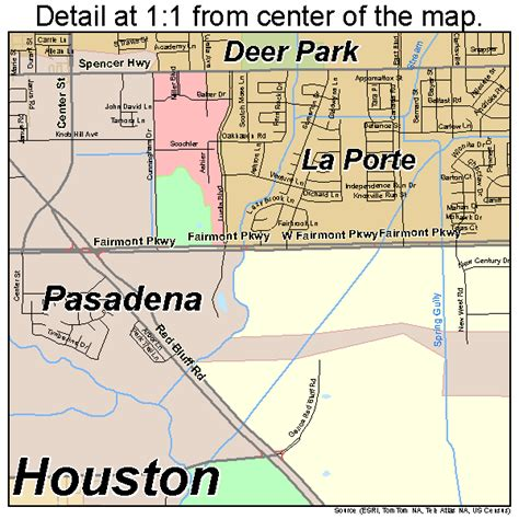 pasadena texas map pasadena texas map 4856000