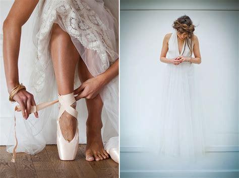 ballerina eco wedding inspiration boho weddings