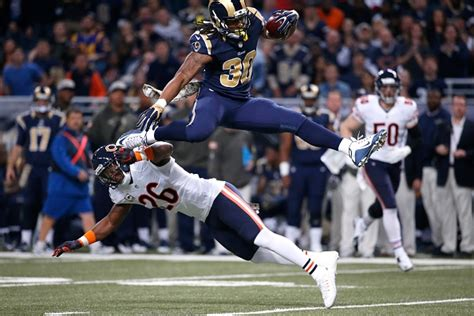 running back for st louis rams st louis rams rumors todd gurley top rookie nick foles