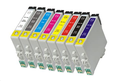 China Compatible Ink Cartridge For Epson T540 T549