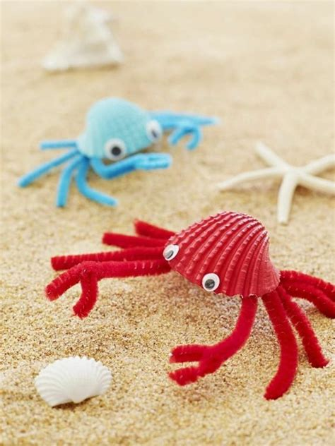 Strand Thema Badezimmerideen by Die Besten 17 Ideen Zu Tiere Basteln Auf