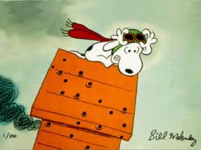 snoopy fly fly ace friends snoopy and the red baron
