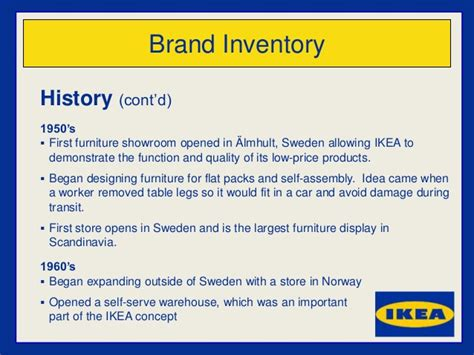 Advertising And Brand Management Notes For Mba Pdf by Ikea Mba Brand Marketing Study