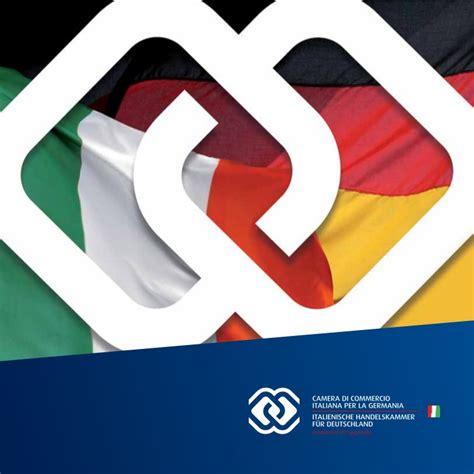 di commercio tedesca presentazione della di commercio italiana per la