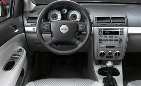 2007 Chevy Cobalt Interior by Car And Driver