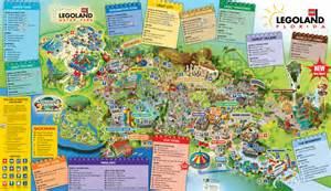 legoland florida park map the thrills legoland florida