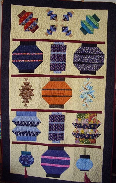 japanese pattern lanterns 17 best images about lantern quilts on pinterest paper