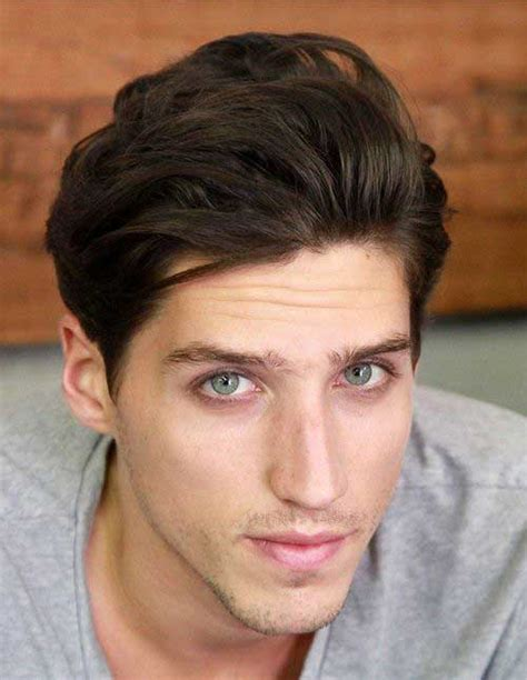good hairstyles guys thick hair 15 haircuts for men with thick hair mens hairstyles 2018