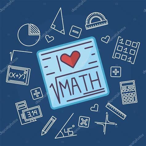imagenes de vectores matematicas fondo de vector de educaci 243 n matem 225 ticas vector de stock