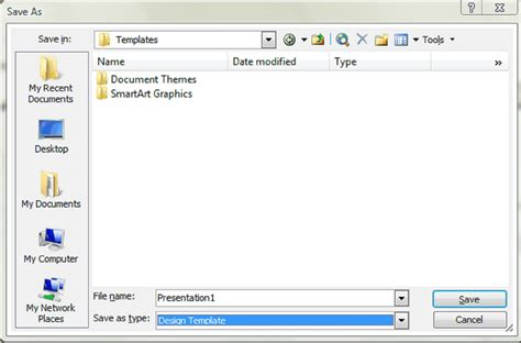 powerpoint template file powerpoint design templates are stored in a file with this