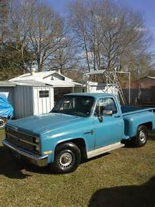 find used 1981 chevy shortbed stepside in