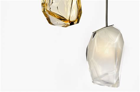 Crystal Lamp by Crystalrock For Lasvit Arik Levy Studio