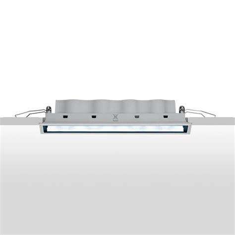 illuminazione laser laser blade wall washer by iguzzini ecc