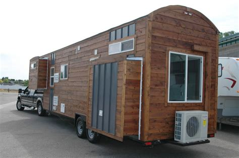 Flatbed Trailer For Tiny House The Compact Ideas And Design Of Flatbed Trailer For Tiny