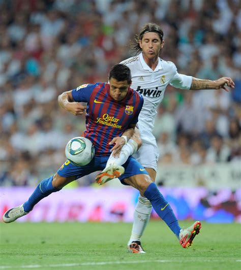 alexis sanchez to real madrid alexis sanchez pictures real madrid v barcelona super