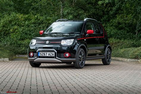 Spoiler Ignis With Colour maruti ignis official review page 20 team bhp