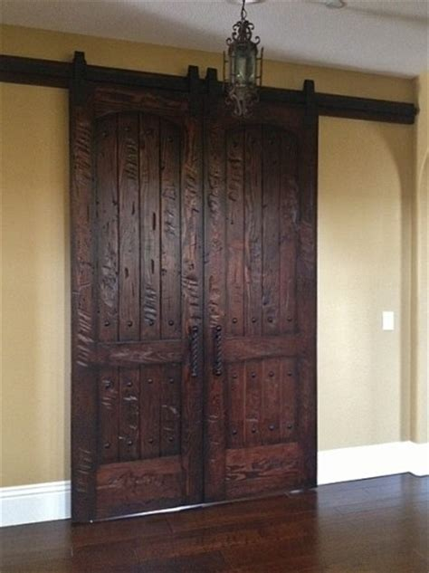 Chaparral Closet Doors Rustic 101 Interior Doors Wine Room Barn Type Office Bedroom Etc
