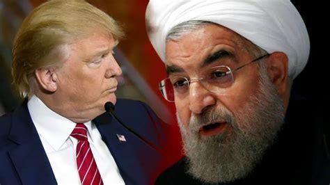 donald trump iran breaking iran reacts