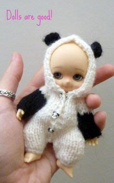 Jumpsuit Bayi Panda 1000 images about nappy choo bjd and tiny bjd on bjd cgi and dolls